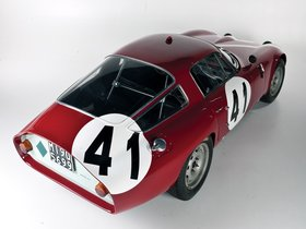 Ver foto 12 de Alfa Romeo Giulia TZ Coupe Le-Mans 1964