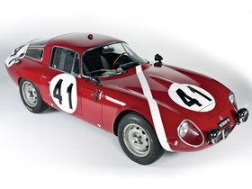 Ver foto 10 de Alfa Romeo Giulia TZ Coupe Le-Mans 1964