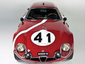 Ver foto 9 de Alfa Romeo Giulia TZ Coupe Le-Mans 1964