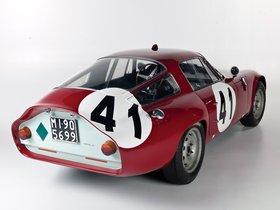 Ver foto 8 de Alfa Romeo Giulia TZ Coupe Le-Mans 1964
