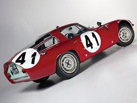 Ver foto 7 de Alfa Romeo Giulia TZ Coupe Le-Mans 1964