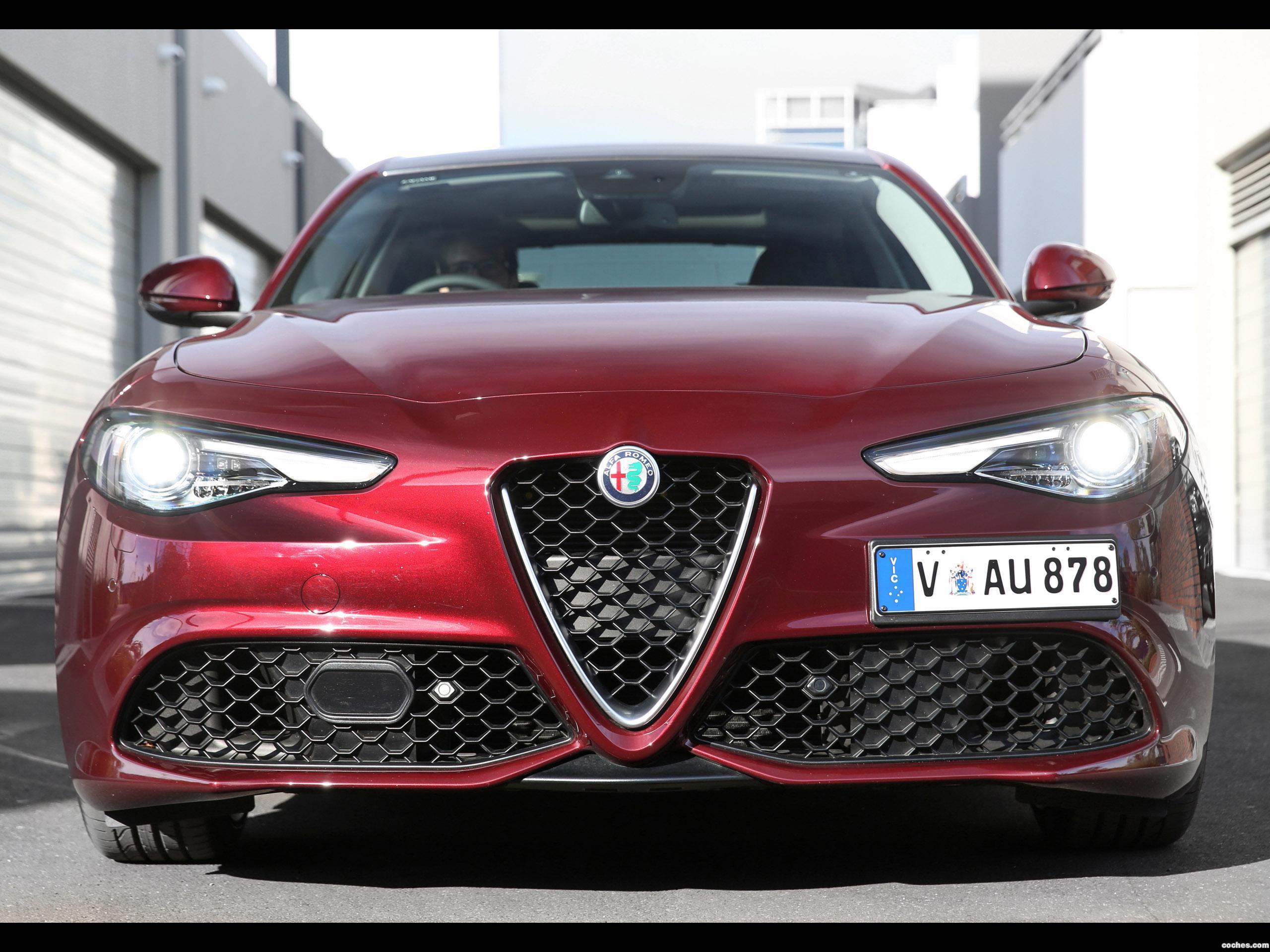 Foto 16 de Alfa Romeo Giulia Veloce Q2 Australia 2017