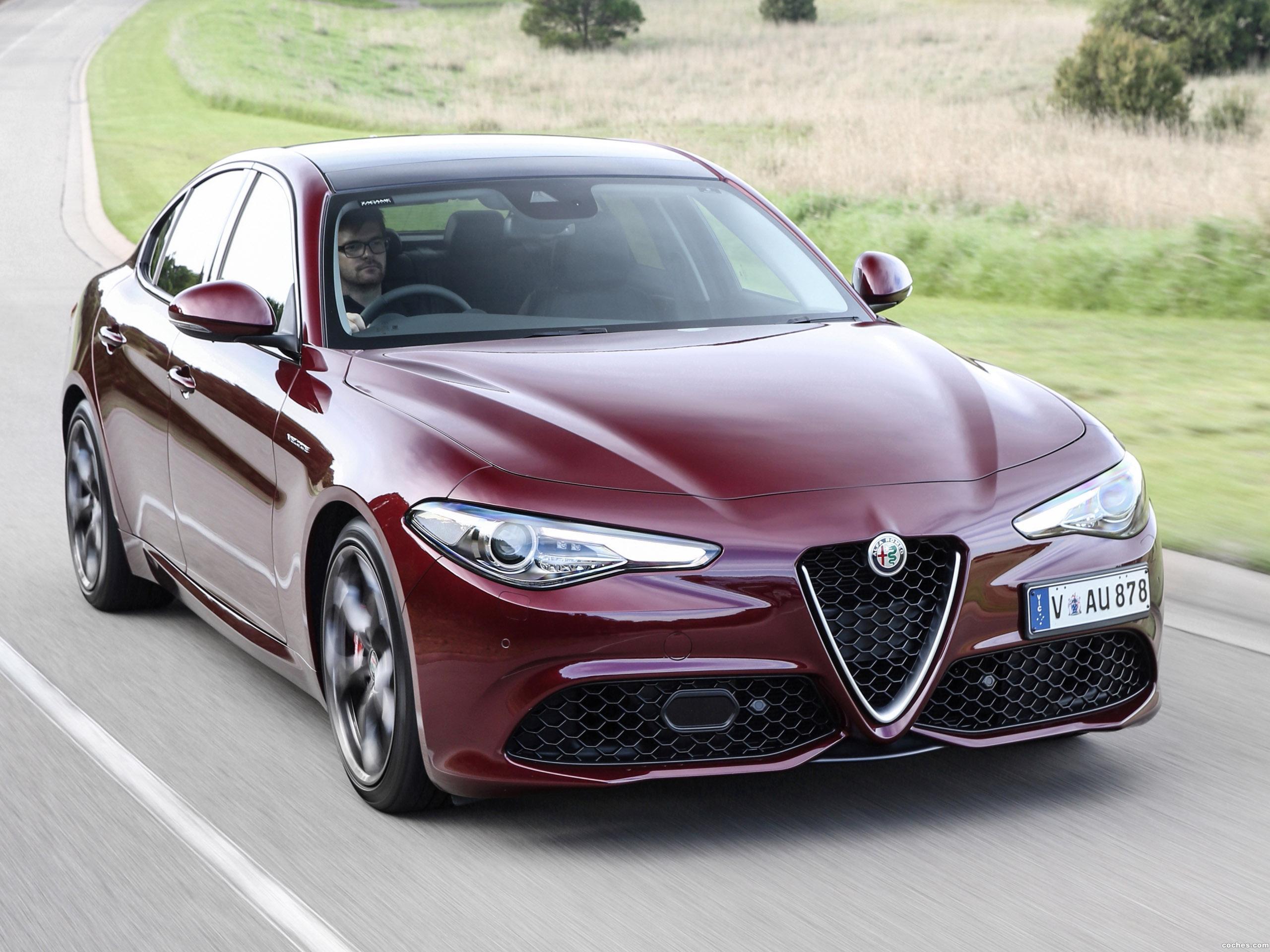 Foto 12 de Alfa Romeo Giulia Veloce Q2 Australia 2017
