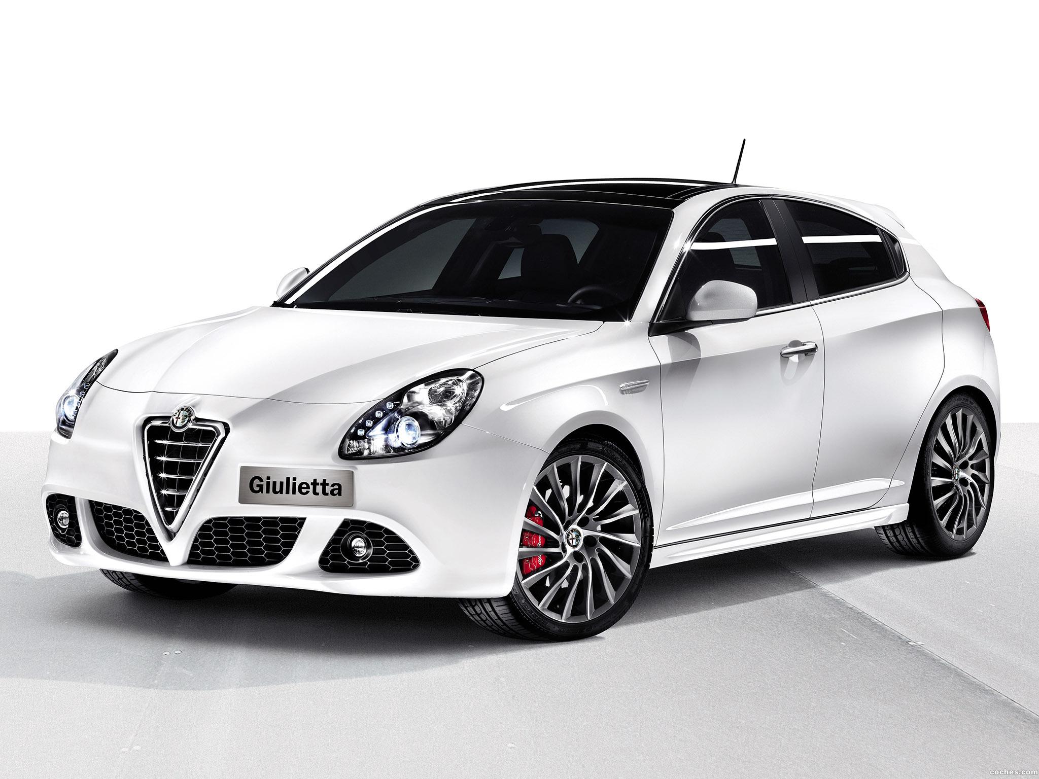 Foto 0 de Alfa Romeo Giulietta 2010