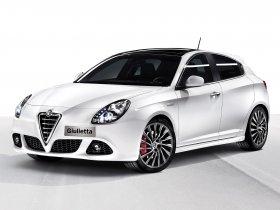 Fotos de Alfa Romeo Giulietta Distinctive 2010