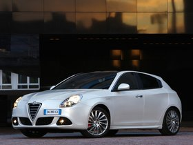 Ver foto 11 de Alfa Romeo Giulietta 2010