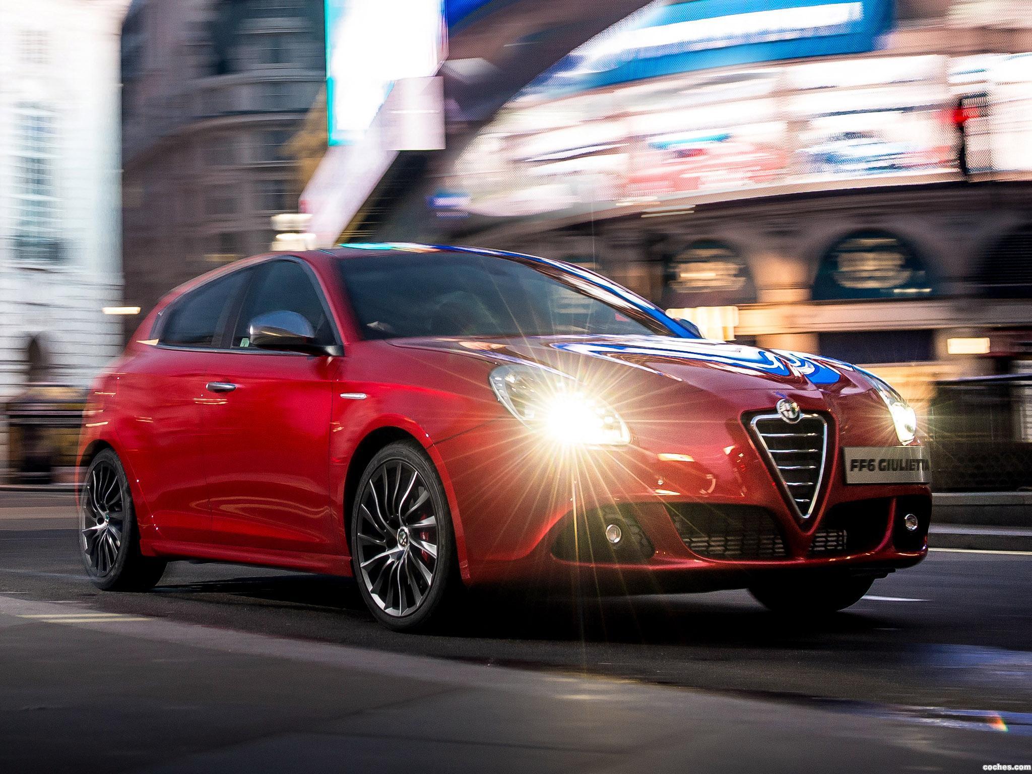 Foto 0 de Alfa Romeo Giulietta FF6 2013
