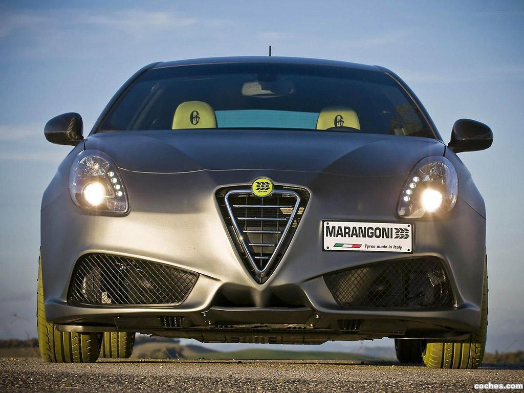 Foto 6 de Alfa Romeo Giulietta Marangoni G430 iMove 2010