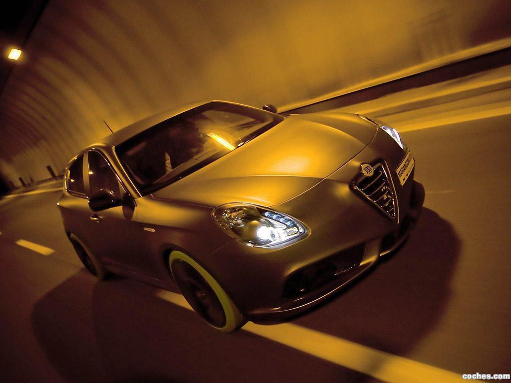 Foto 23 de Alfa Romeo Giulietta Marangoni G430 iMove 2010