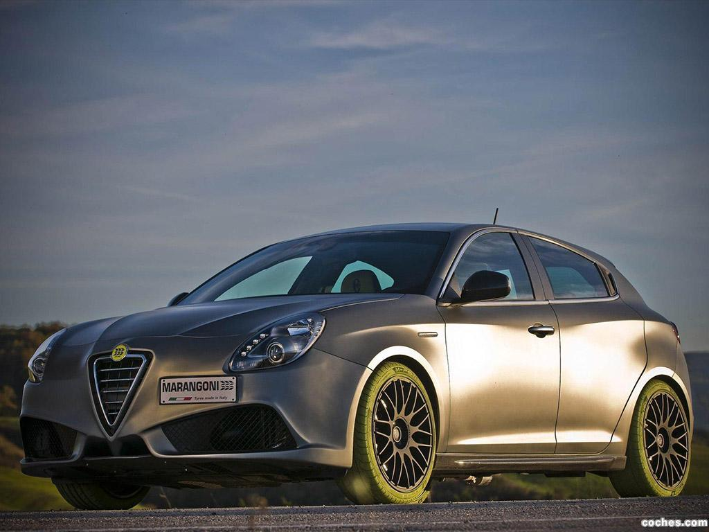 Foto 7 de Alfa Romeo Giulietta Marangoni G430 iMove 2010