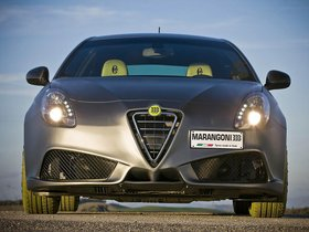 Ver foto 7 de Alfa Romeo Giulietta Marangoni G430 iMove 2010