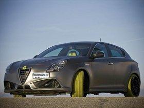 Ver foto 12 de Alfa Romeo Giulietta Marangoni G430 iMove 2010