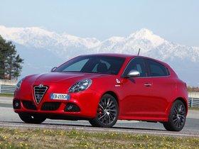 Ver foto 9 de Alfa Romeo Giulietta Quadrifoglio Verde 940 2010