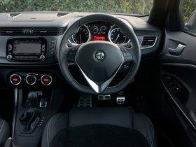 Ver foto 12 de Alfa Romeo Giulietta Quadrifoglio Verde Launch Edition UK 2014
