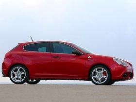 Ver foto 21 de Alfa Romeo Giulietta Quadrifoglio Verde 2014