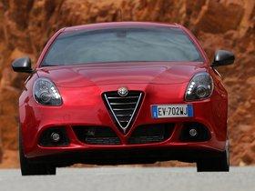Ver foto 19 de Alfa Romeo Giulietta Quadrifoglio Verde 2014