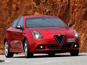 Ver foto 18 de Alfa Romeo Giulietta Quadrifoglio Verde 2014