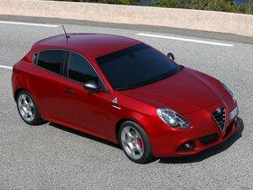 Ver foto 15 de Alfa Romeo Giulietta Quadrifoglio Verde 2014