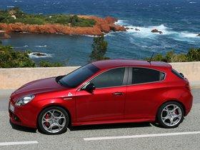 Ver foto 13 de Alfa Romeo Giulietta Quadrifoglio Verde 2014