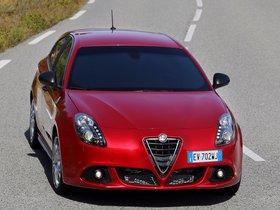 Ver foto 12 de Alfa Romeo Giulietta Quadrifoglio Verde 2014