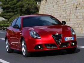 Ver foto 9 de Alfa Romeo Giulietta Quadrifoglio Verde 2014