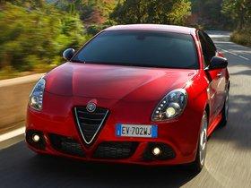 Ver foto 7 de Alfa Romeo Giulietta Quadrifoglio Verde 2014