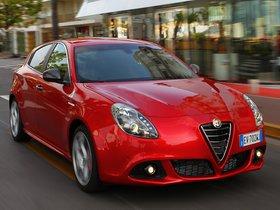 Fotos de Alfa Romeo Giulietta Quadrifoglio Verde 2014