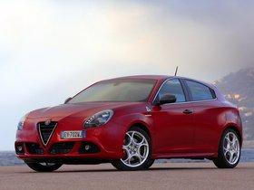 Ver foto 22 de Alfa Romeo Giulietta Quadrifoglio Verde 2014