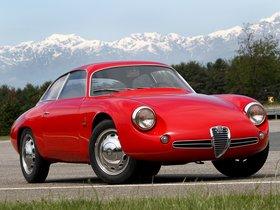 Fotos de Alfa Romeo Giulietta SZ Sprint Zagato Coda Tronca 1961
