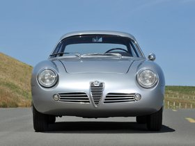 Ver foto 11 de Alfa Romeo Giulietta SZ Zagato 1960
