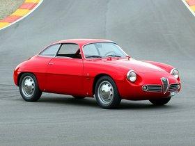 Fotos de Alfa Romeo Giulietta SZ Zagato 1960