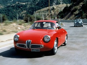 Ver foto 10 de Alfa Romeo Giulietta SZ Zagato 1960