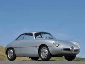 Ver foto 9 de Alfa Romeo Giulietta SZ Zagato 1960
