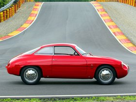 Ver foto 7 de Alfa Romeo Giulietta SZ Zagato 1960