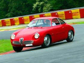 Ver foto 4 de Alfa Romeo Giulietta SZ Zagato 1960
