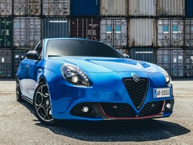 Fotos de Alfa Romeo Giulietta Sport 940 2017