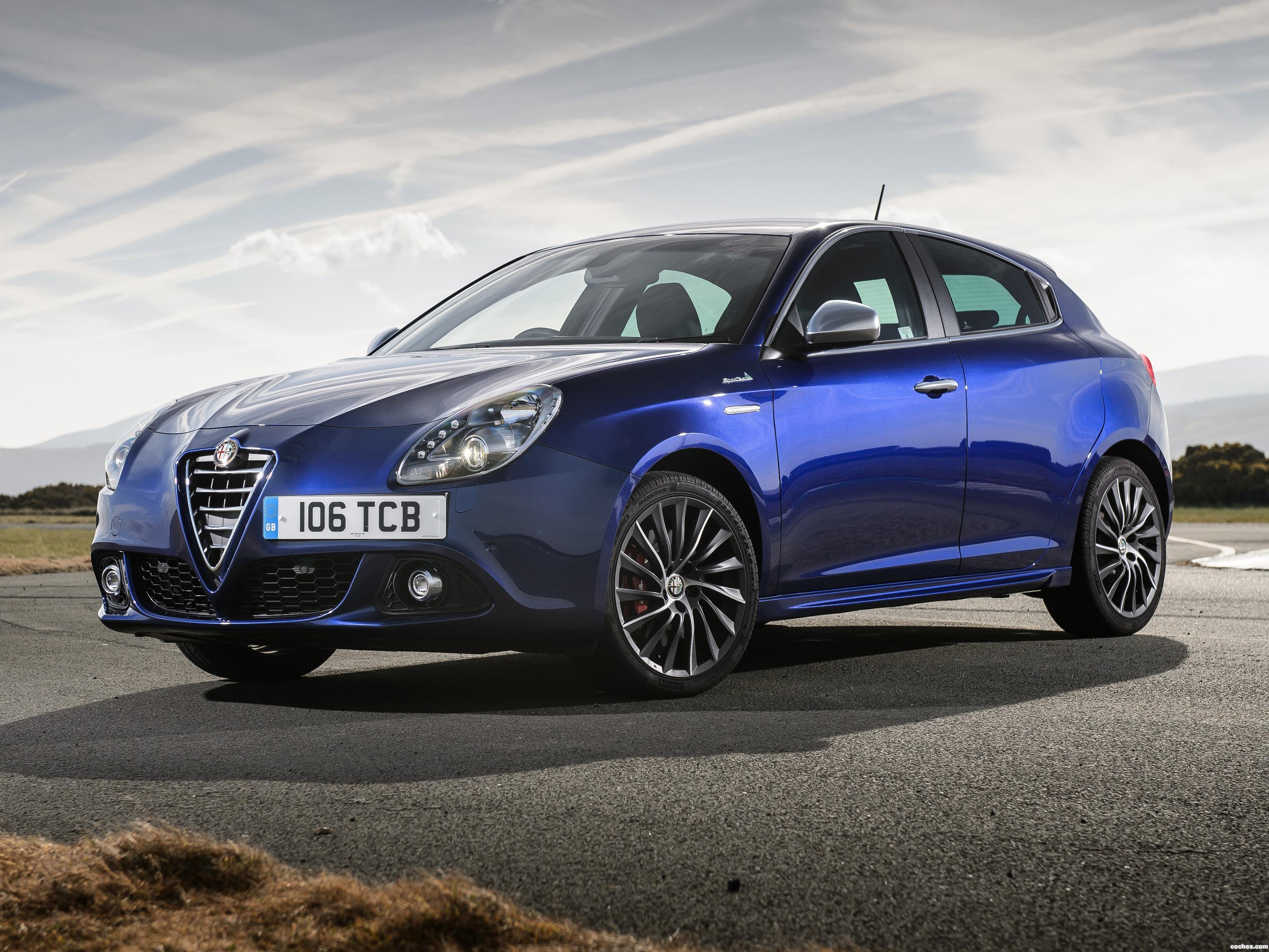 Foto 0 de Alfa Romeo Giulietta Sportiva UK 2014