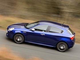 Ver foto 10 de Alfa Romeo Giulietta Sportiva UK 2014