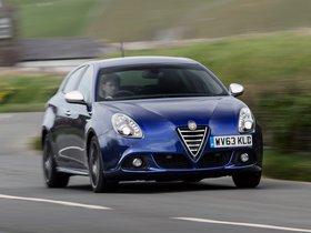 Ver foto 8 de Alfa Romeo Giulietta Sportiva UK 2014