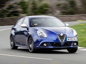 Ver foto 7 de Alfa Romeo Giulietta Sportiva UK 2014