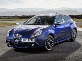 Ver foto 6 de Alfa Romeo Giulietta Sportiva UK 2014