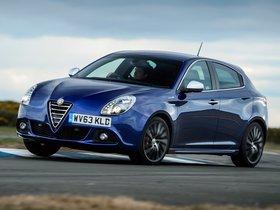 Ver foto 5 de Alfa Romeo Giulietta Sportiva UK 2014
