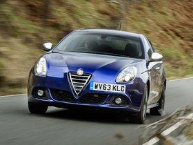 Ver foto 2 de Alfa Romeo Giulietta Sportiva UK 2014