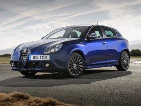 Fotos de Alfa Romeo Giulietta Sportiva UK 2014