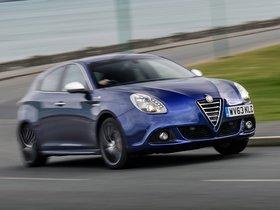 Ver foto 18 de Alfa Romeo Giulietta Sportiva UK 2014