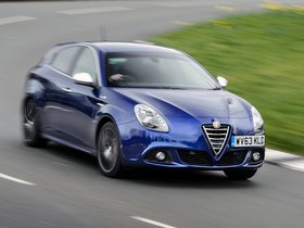Ver foto 17 de Alfa Romeo Giulietta Sportiva UK 2014