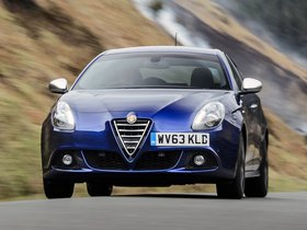 Ver foto 16 de Alfa Romeo Giulietta Sportiva UK 2014