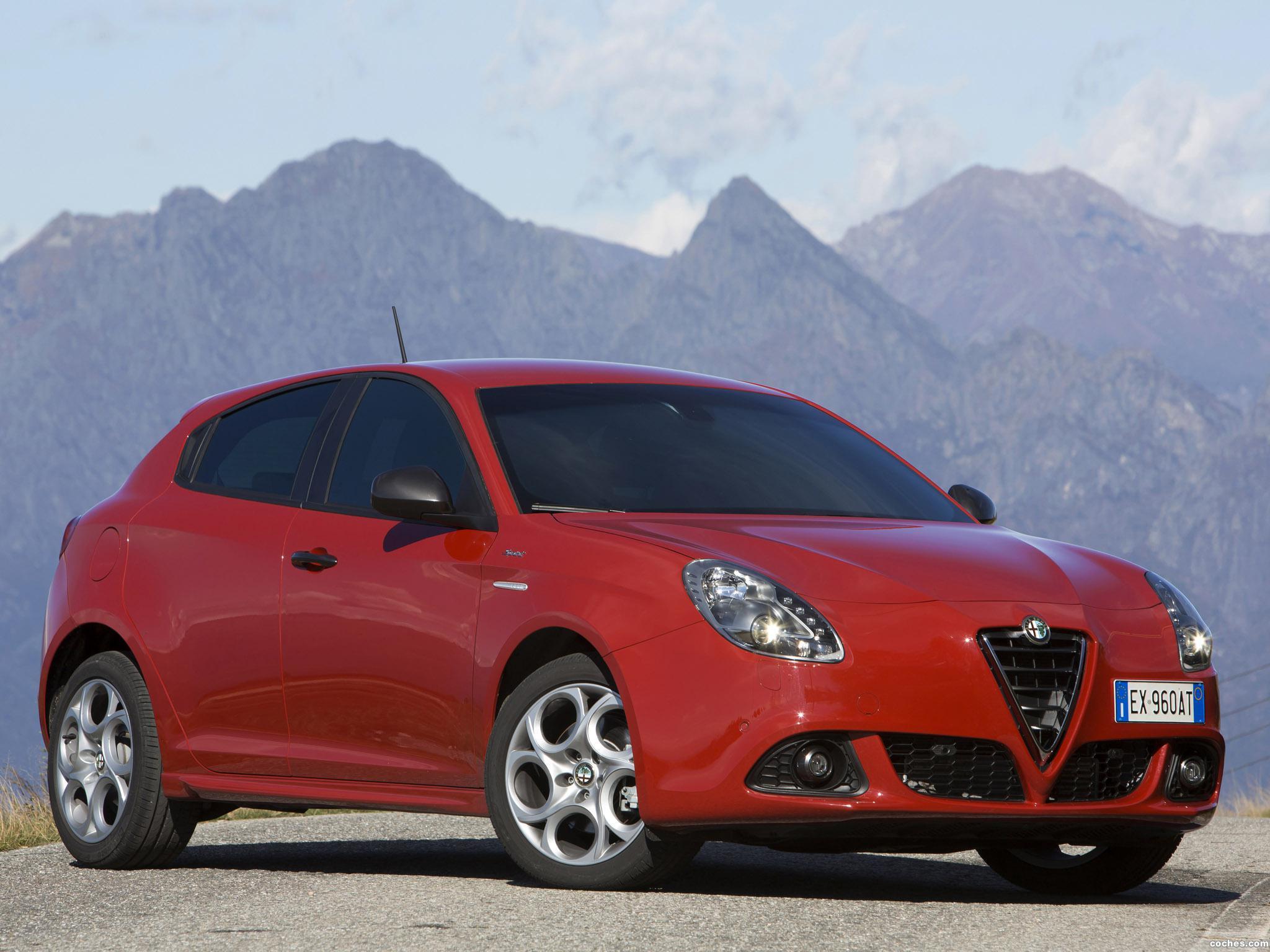 Foto 19 de Alfa Romeo Giulietta Sprint 2014