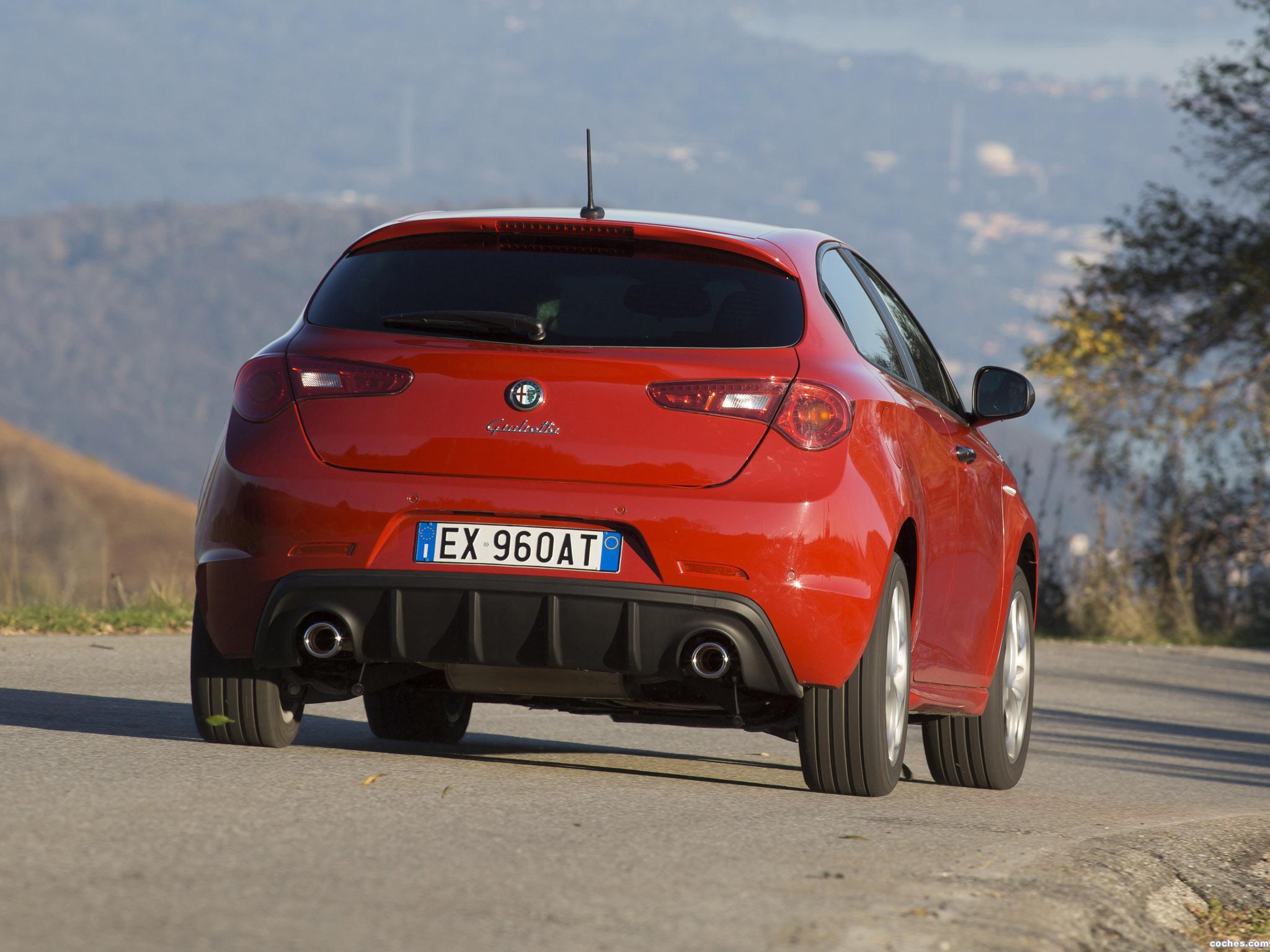 Foto 16 de Alfa Romeo Giulietta Sprint 2014
