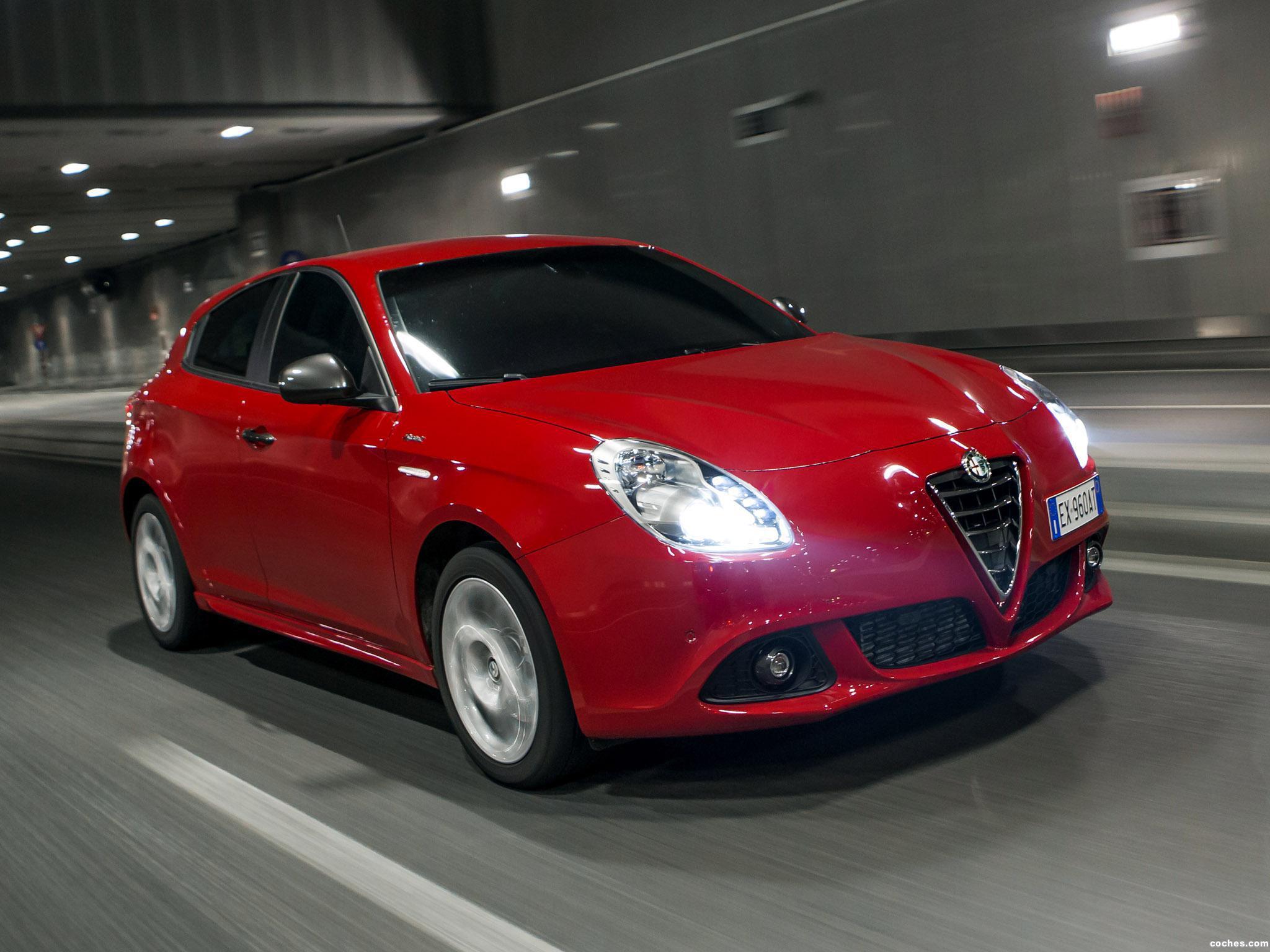 Foto 14 de Alfa Romeo Giulietta Sprint 2014